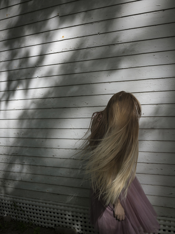 Hair in Sunlight , 2018 Chromogenic dye coupler print  20 x 16 inches, Edition of 10 40 x 30 inches, Edition of 7