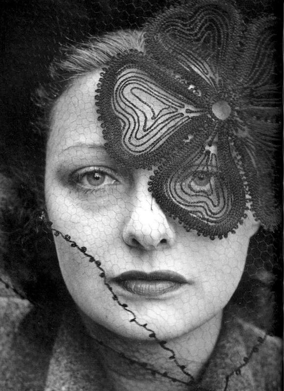 Alfred Eisenstaedt    Lilly Dache, Hat and Veil , 1937  Silver print  20 x 16 inches  Edition of 250