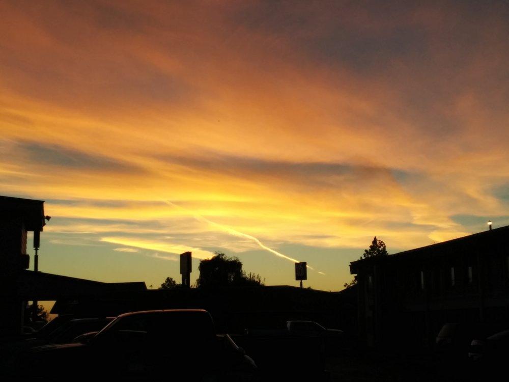 An Idaho Sunset