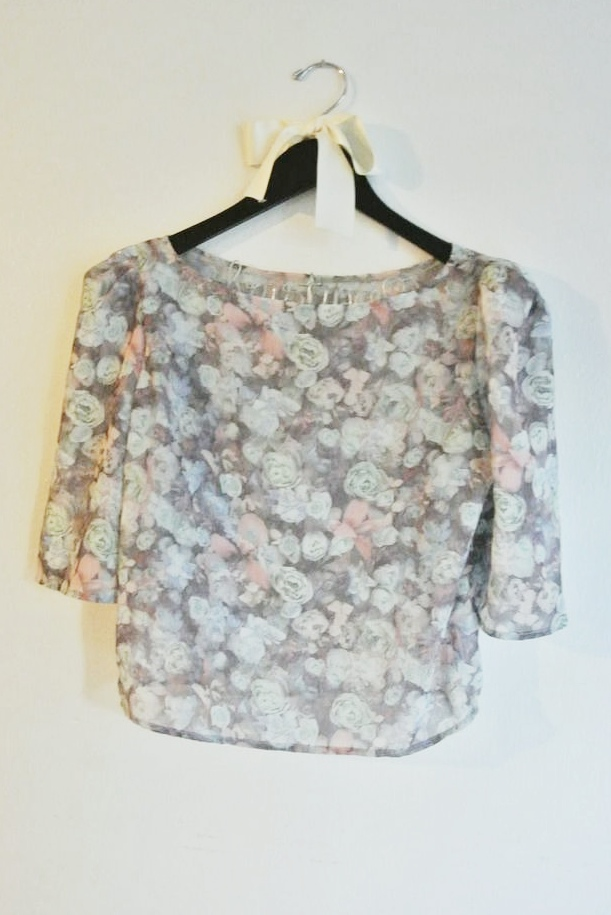 American Apparel top ($5)