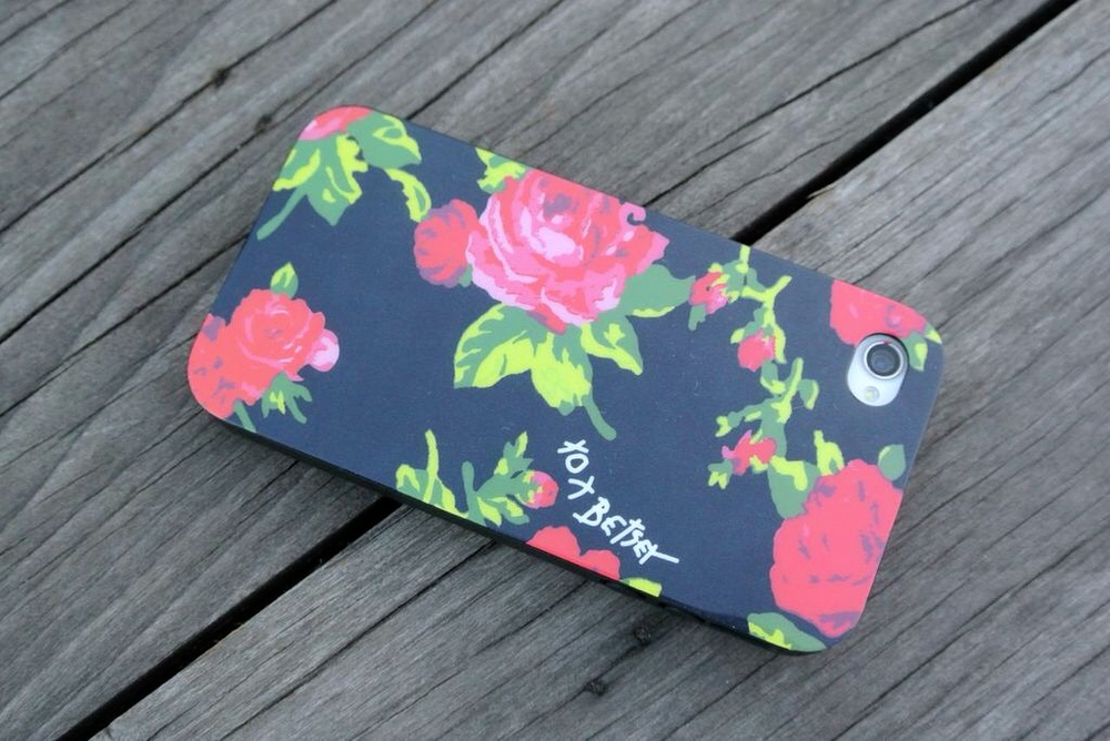betsey johnson phone case