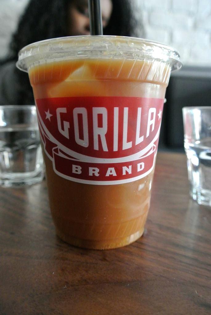 gorillacoffee