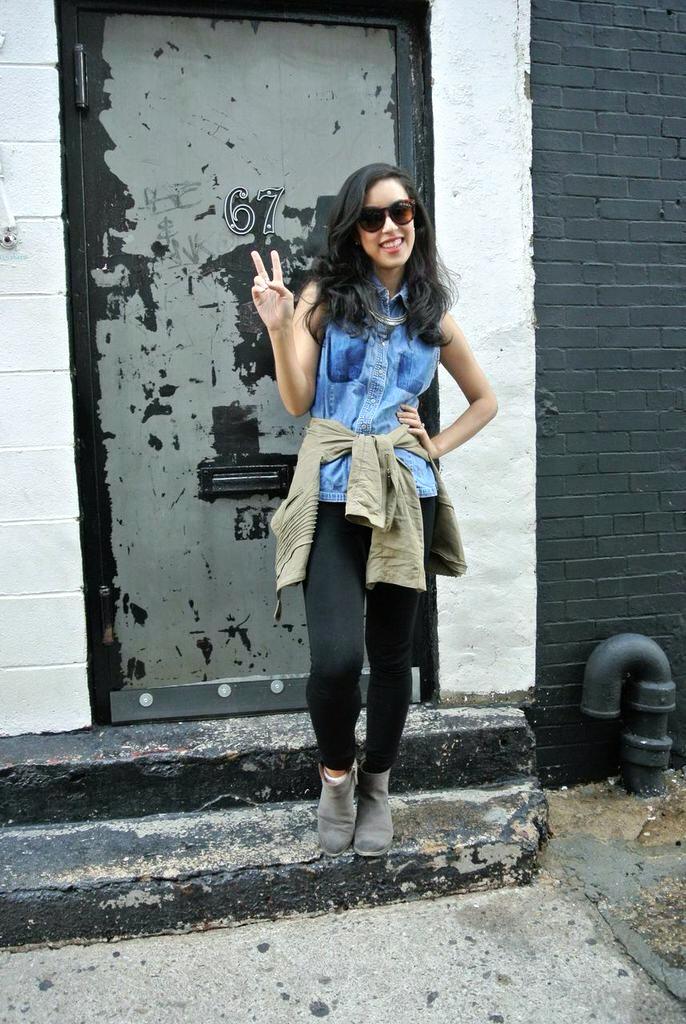 thrift shopping blog