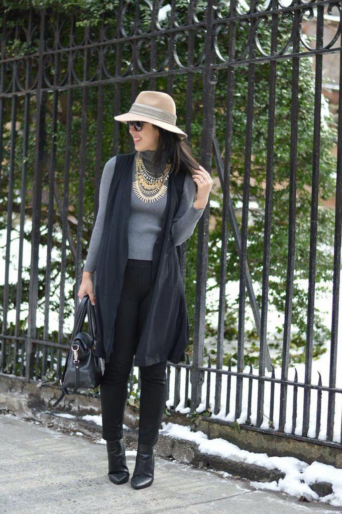 thrifting fashion