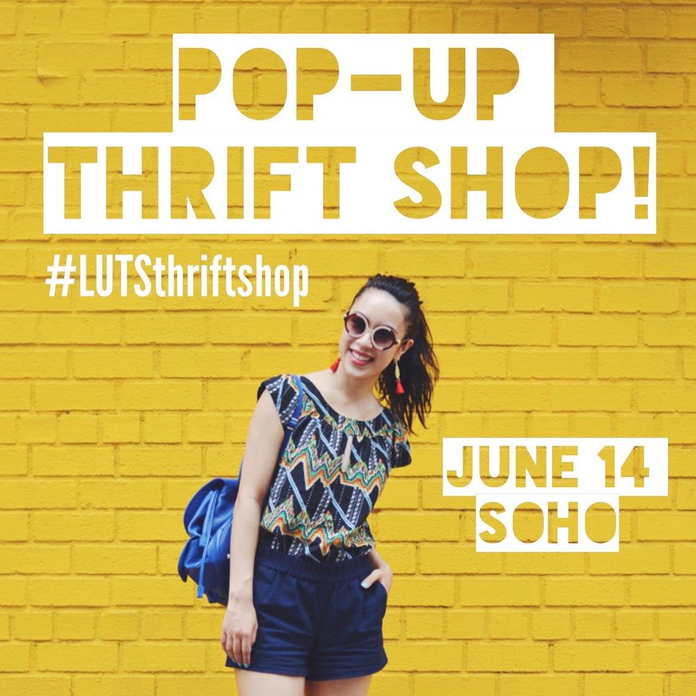 LUTSthriftshop