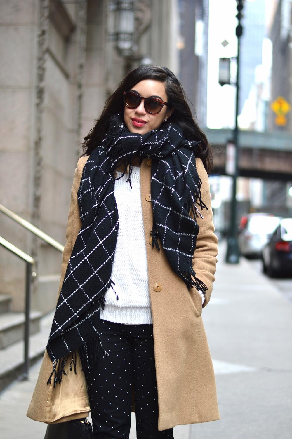 thrifty fashion blogger