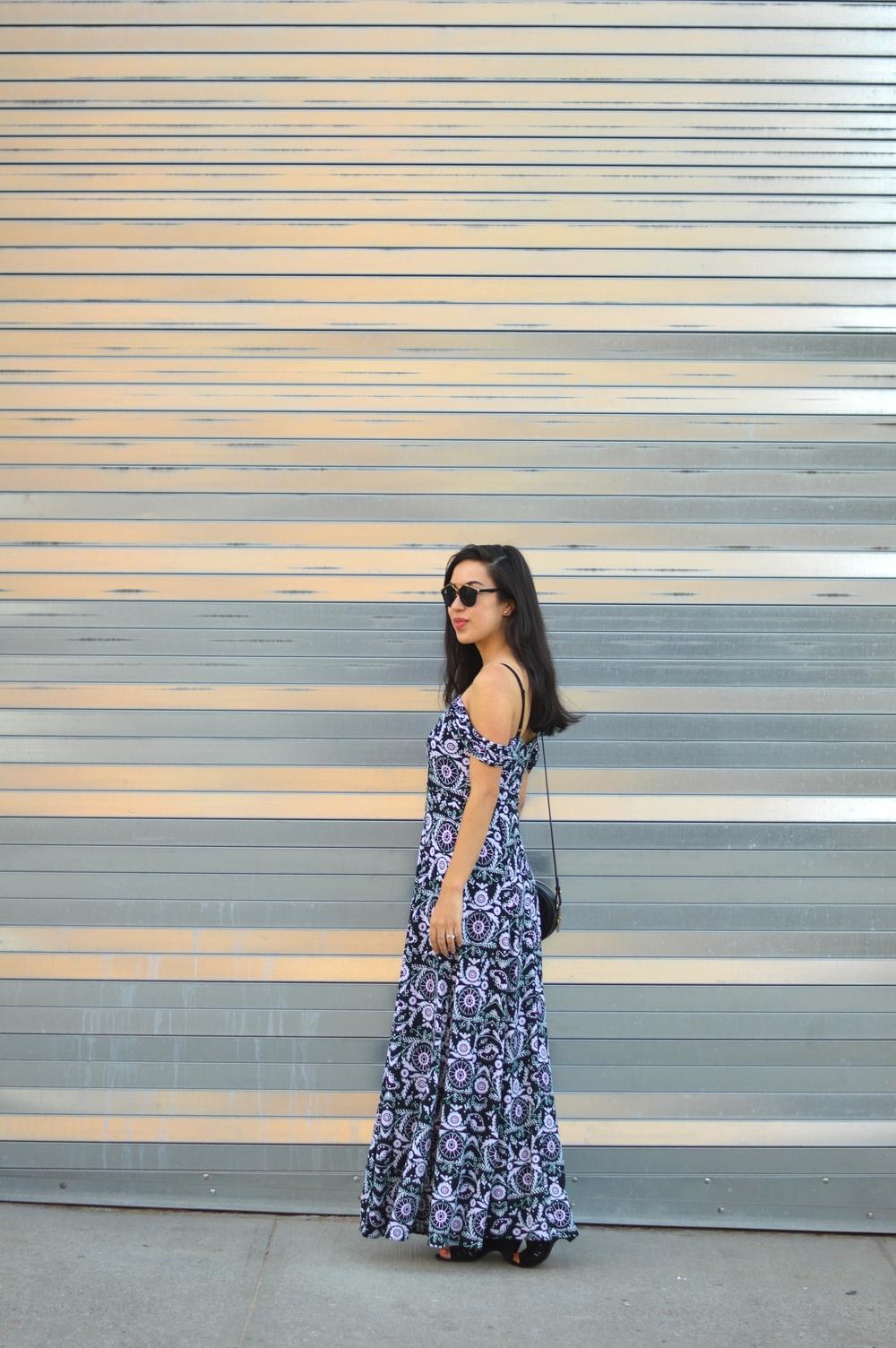ny&co maxi dress