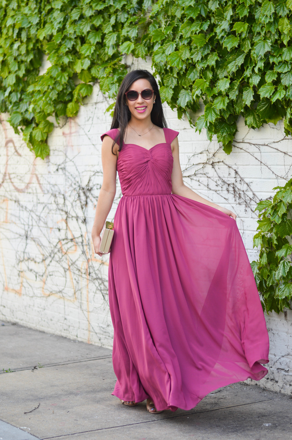 azazie bridesmaid dress
