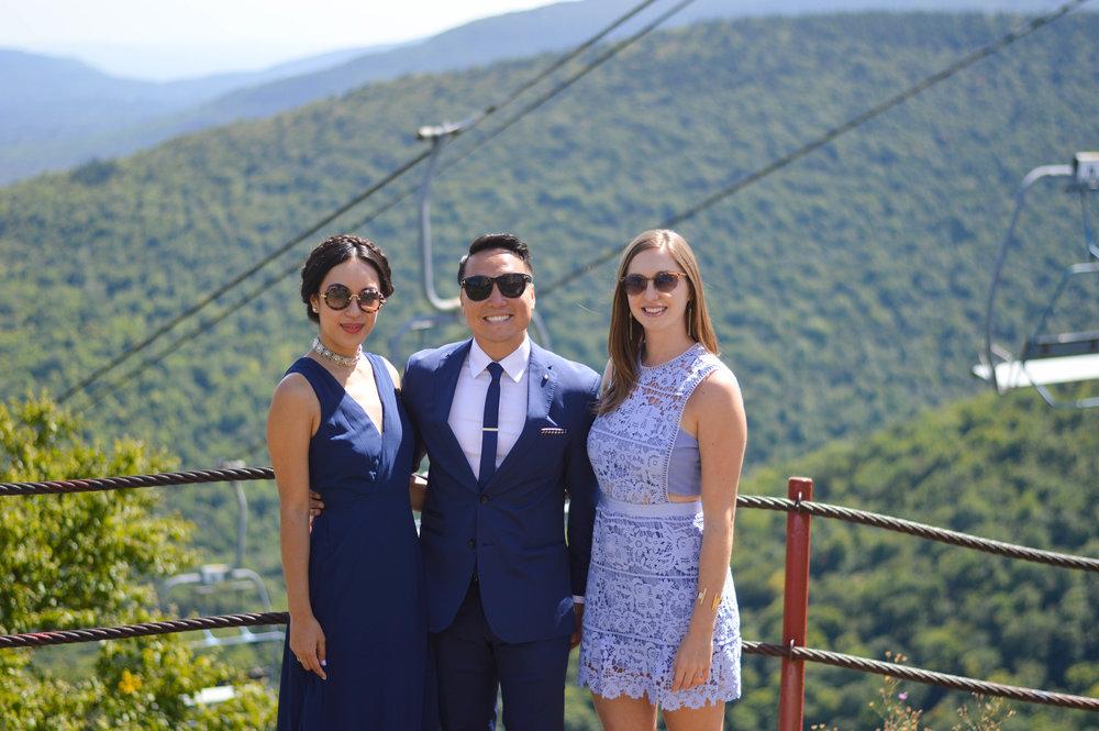 wedding style blogger