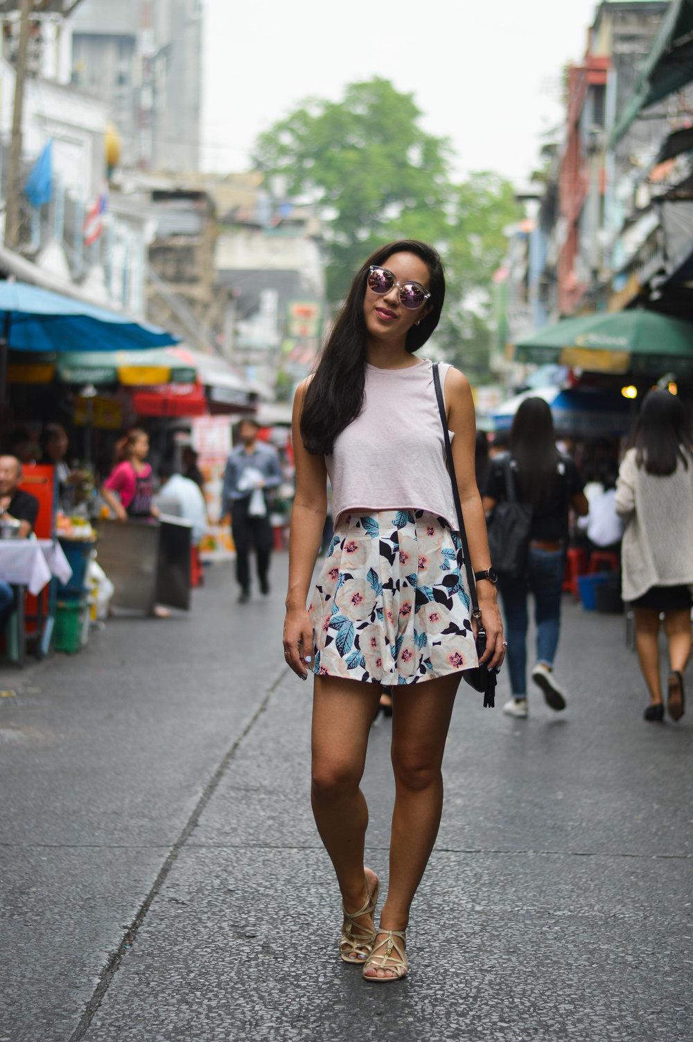 blogger itinerary bangkok