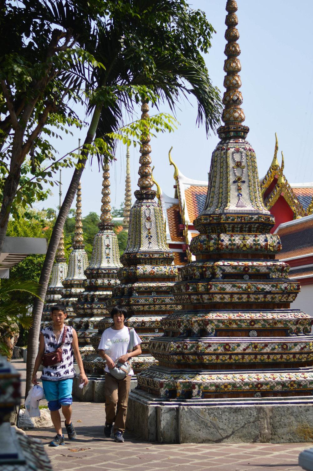 bangkok budget itinerary