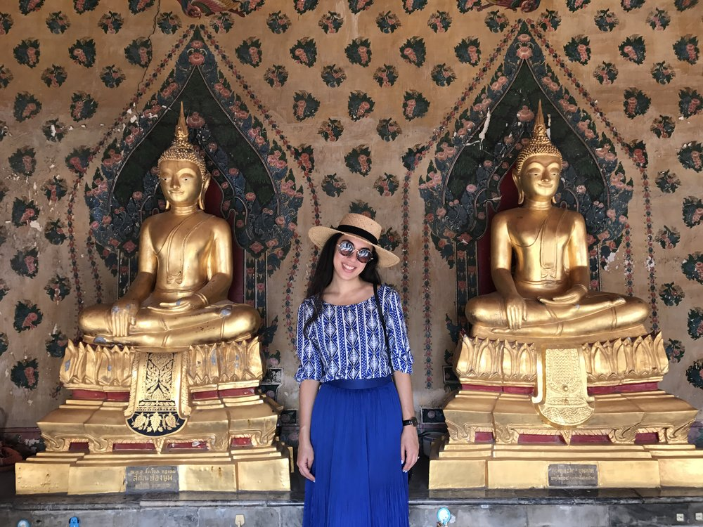 travel blogger bangkok itinerary