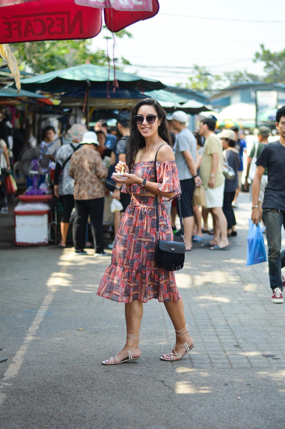 chatuchak market bangkok itinerary