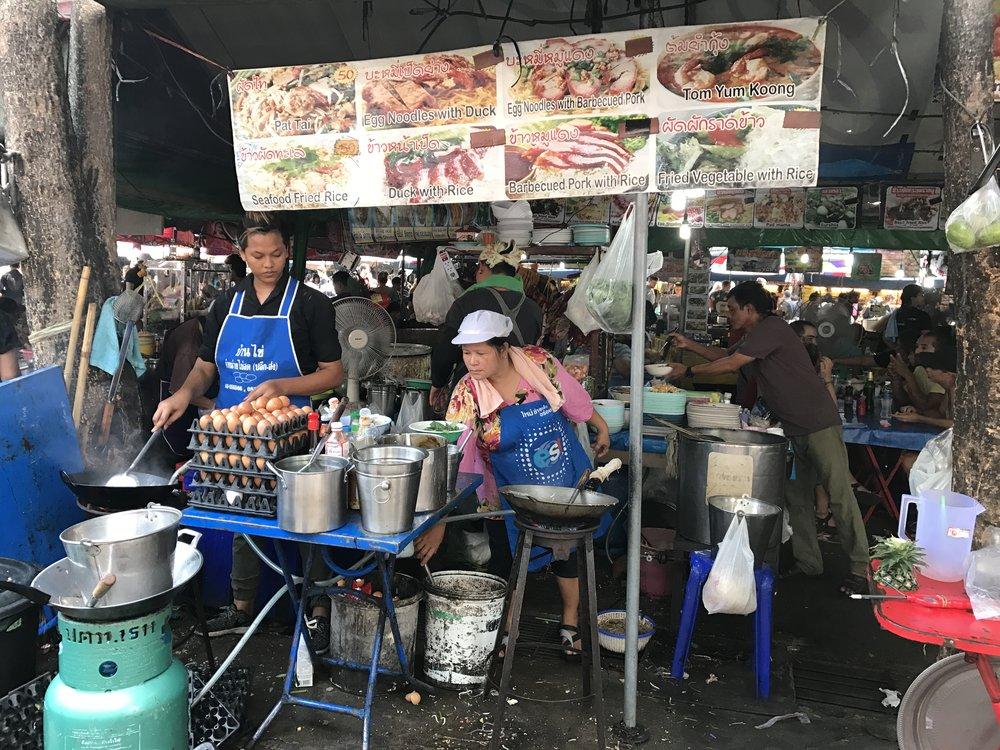 bangkok chatukchat market