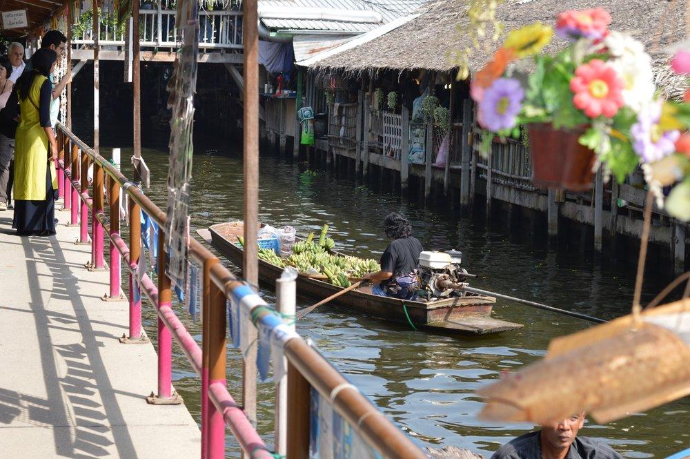blogger bangkok itinerary