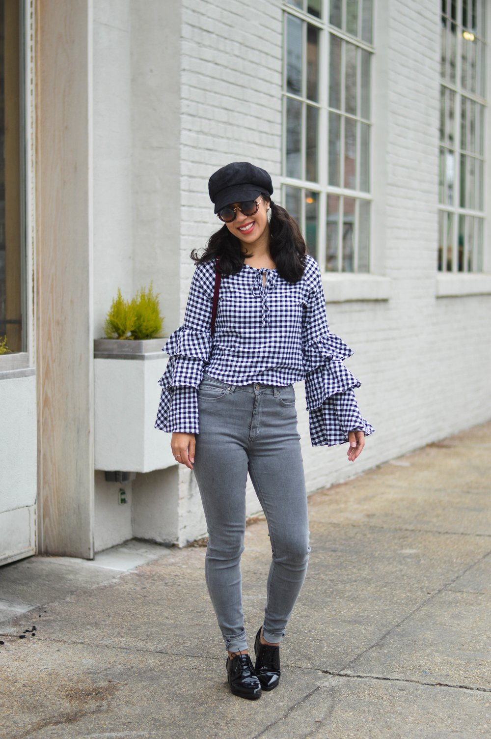 make me chic gingham