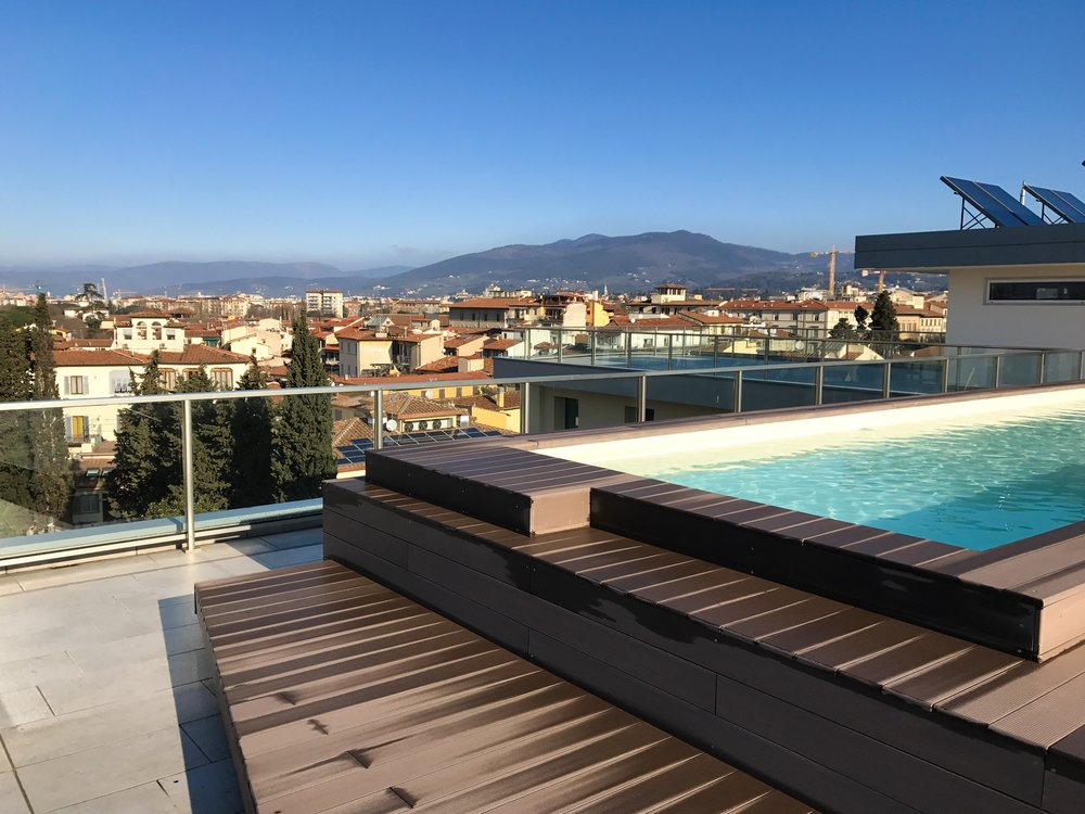 glance hotel in florence