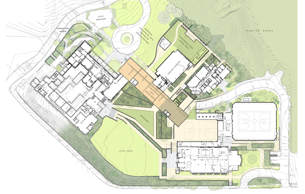 St Alban's School Master Plan