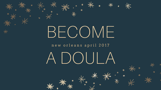 become a doula