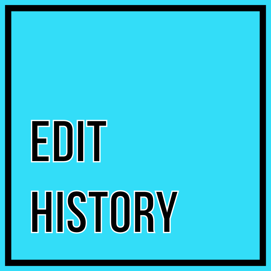 Edit History is an interface for viewing past versions of Wikipedia articles.