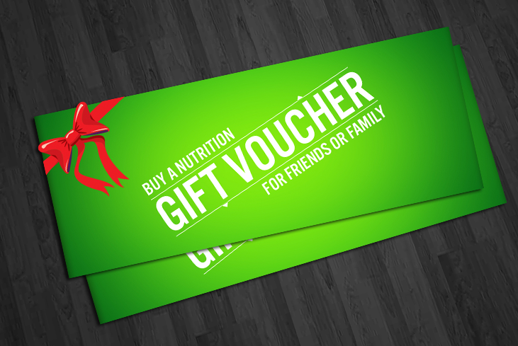 Nutrition for Life | Gift Voucher