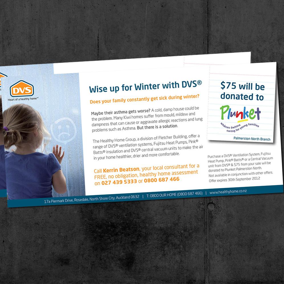 DVS | DL Flyer