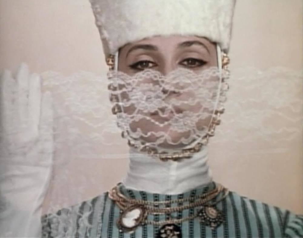 A newly restored version of Sergei Parajanov's The Color Of Pomegranates (1968) was screened at ADFF 2014.