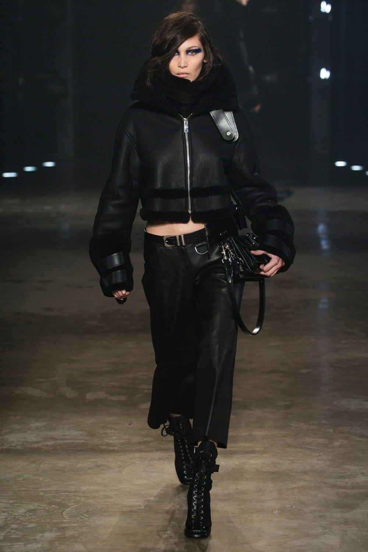 Versus Versace A/W 2017.Photography: Unkown, via Vogue.co.uk