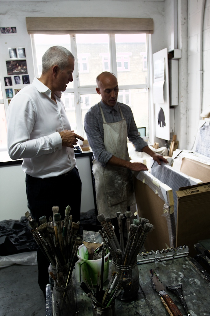 Studio interview with David Norris of Curator
