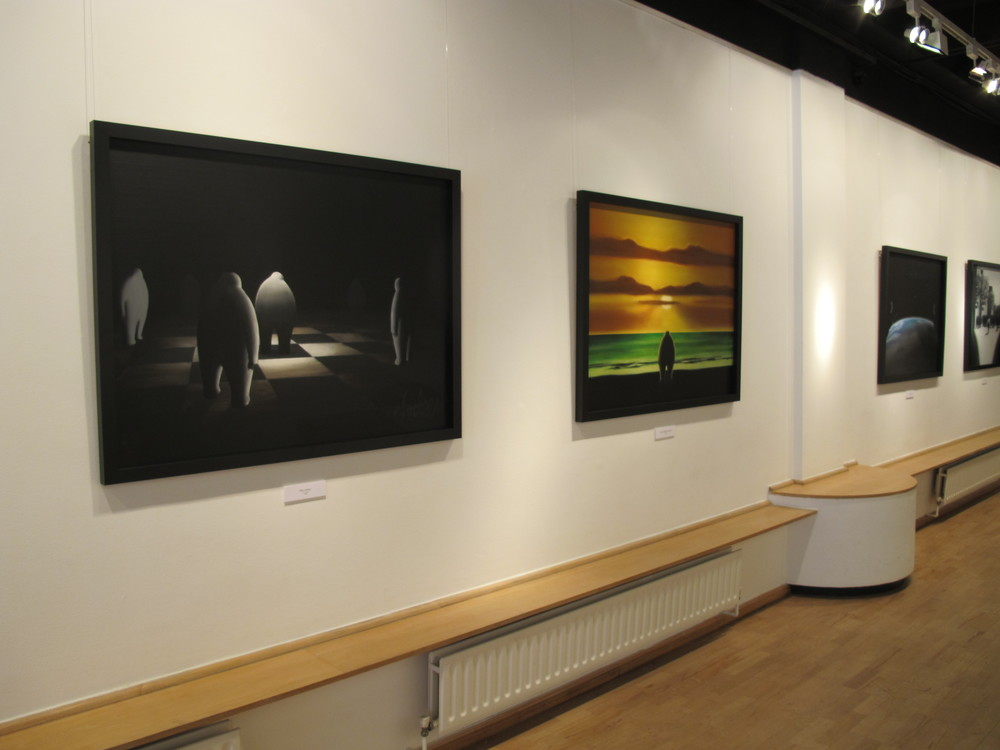 Air Gallery (2011), London W1