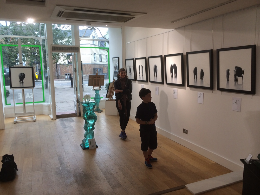 ​Canvas Gallery (2014), London SW19