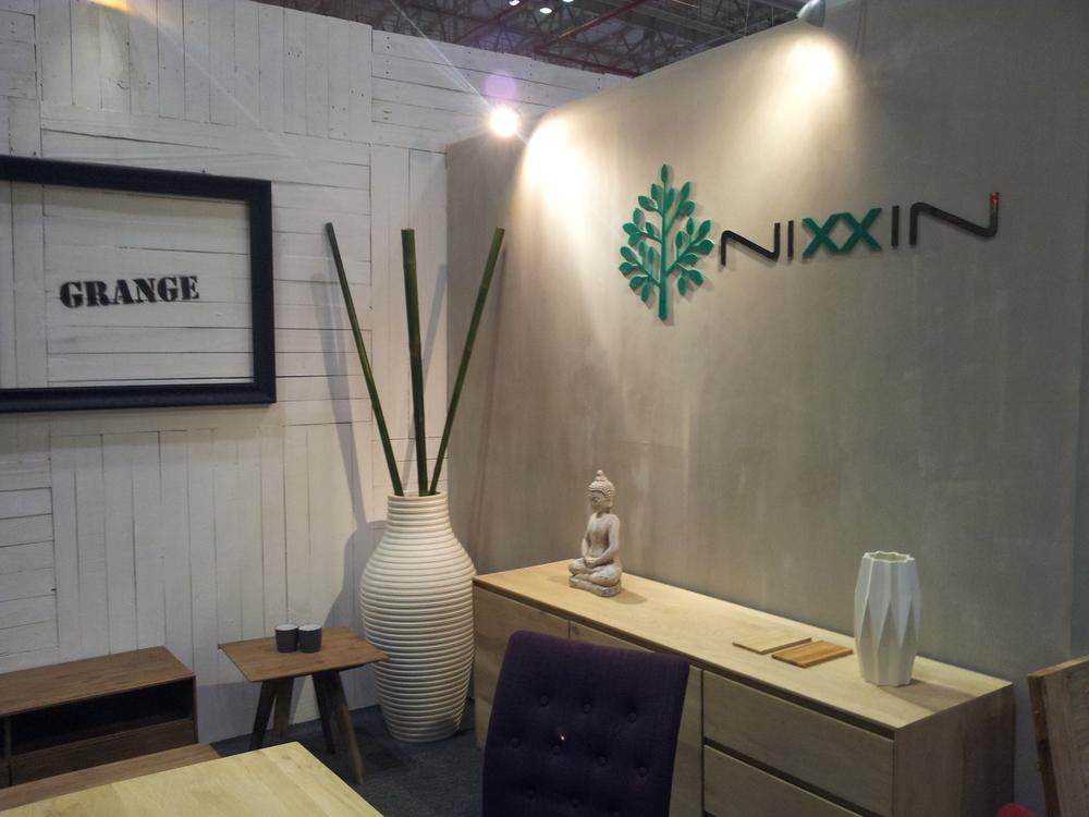© Damienjamet - Nixxin exibition booth