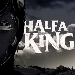 HALF A KING (HARPER FICTION & CRUSH)