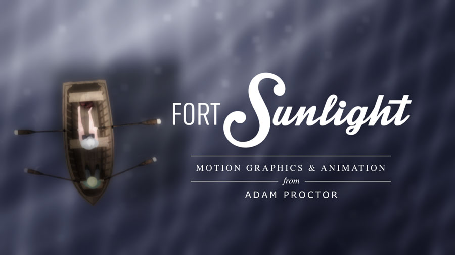 "NEW - ""MOTION GRAPHICS & ANIMATION SHOWREEL 2014"