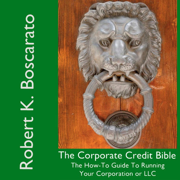 The Corporate Credit Bible