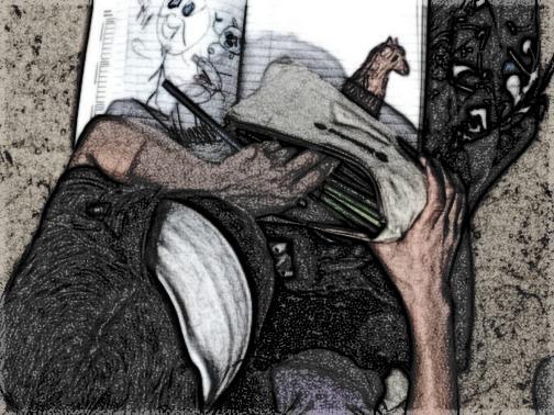 Looking in a Pencil Bag.jpg