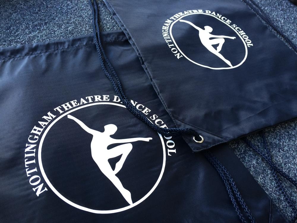 Printed/Branded Drawstring Bags