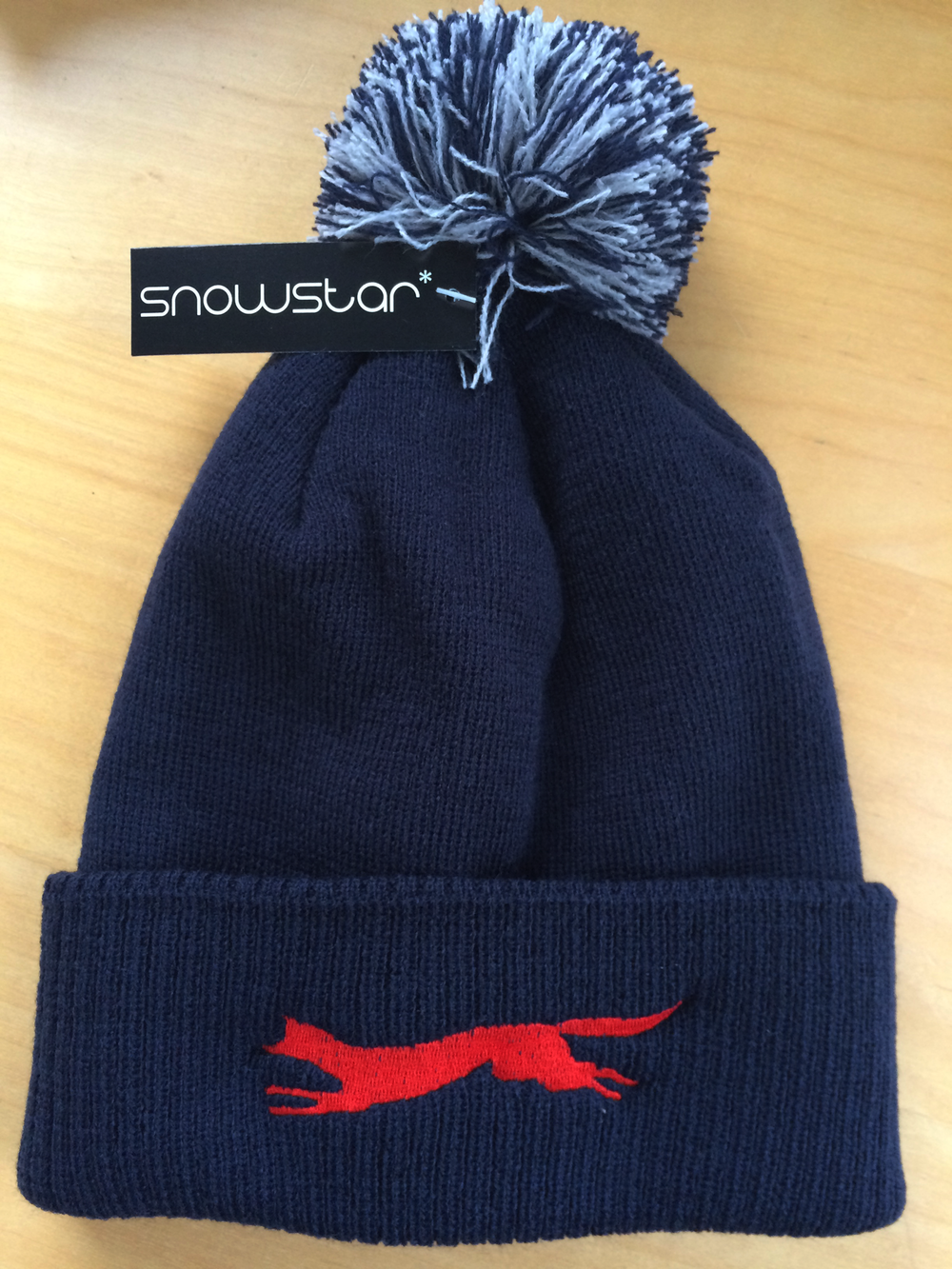 South Notts Hunt Embroidered Beanie