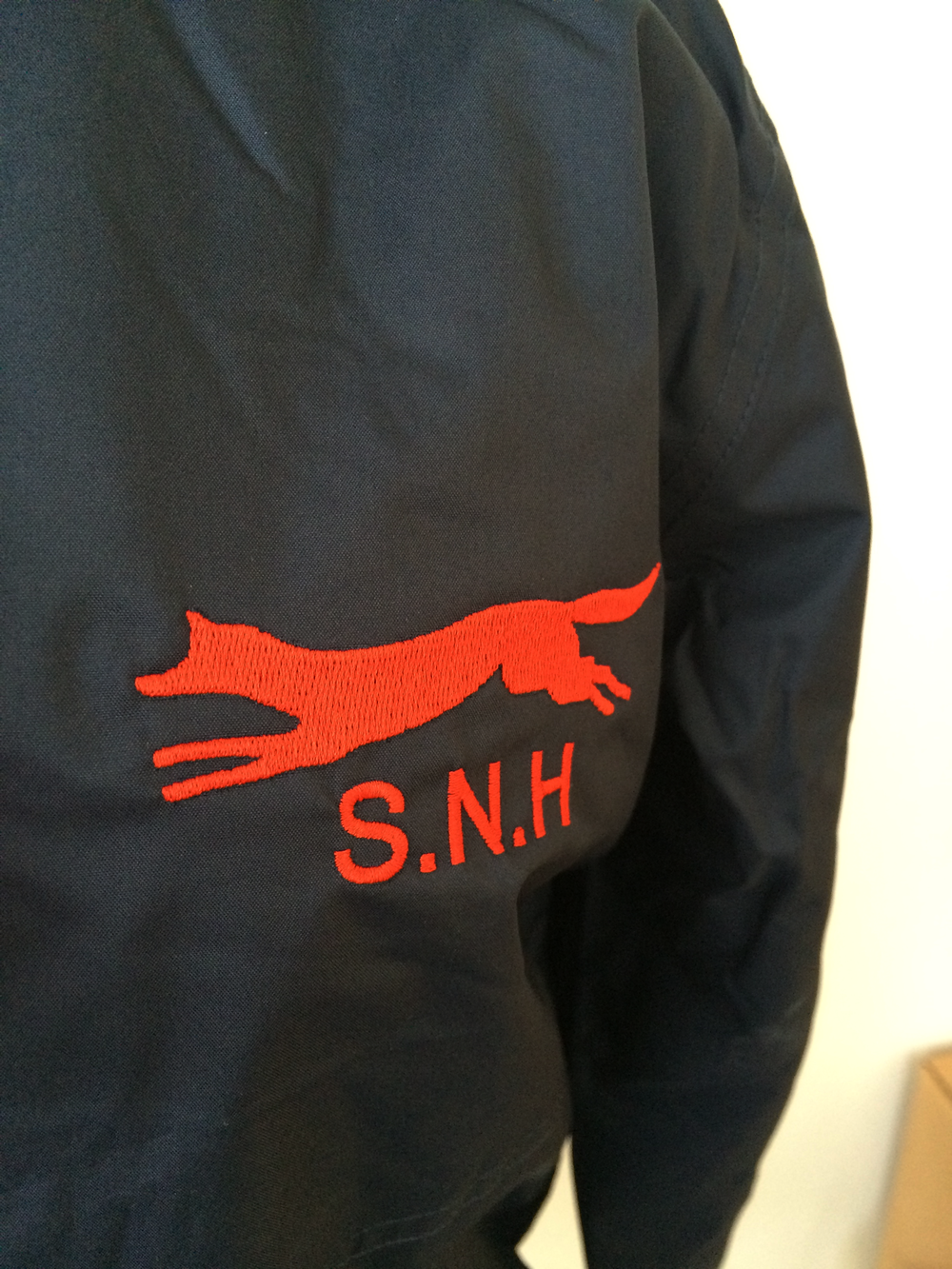 South Notts Hunt Embroidered Clothing