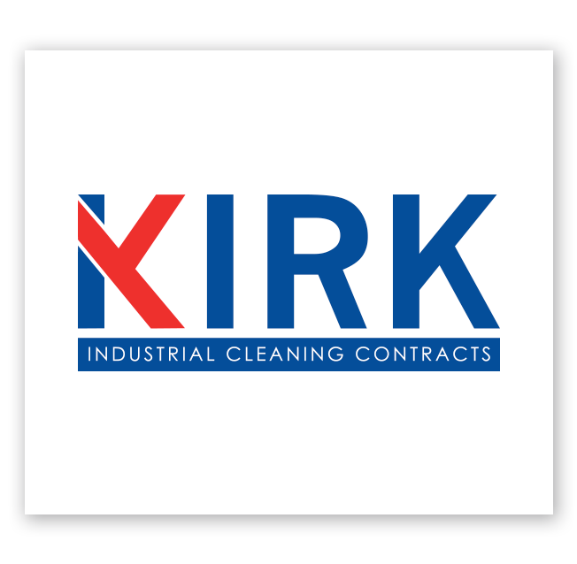 Industrial Cleaning Logo Design
