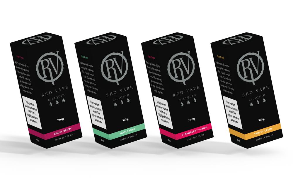 Vape Packaging Design