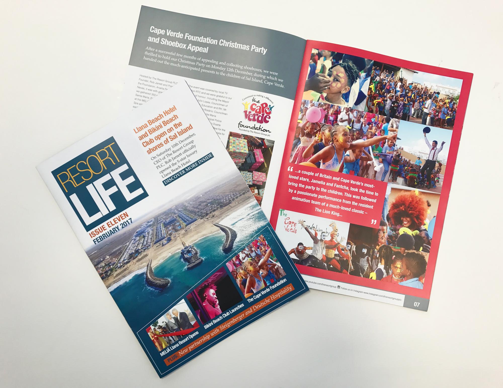 501f771d766 Magazines   Newsletters — Chameleon Design and PrintMagazines ...
