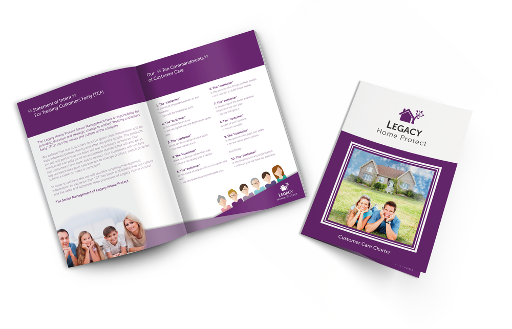 A5 Brochure Design and Print Ltd