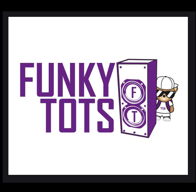 Funky Tots Logo Design