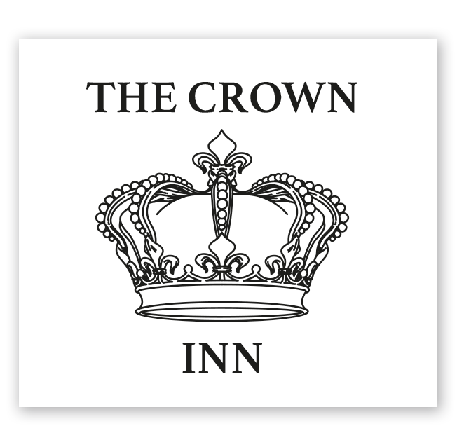 The Crown Inn Pub Logo Design