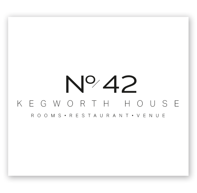 No.42 Kegworth House Logo Design