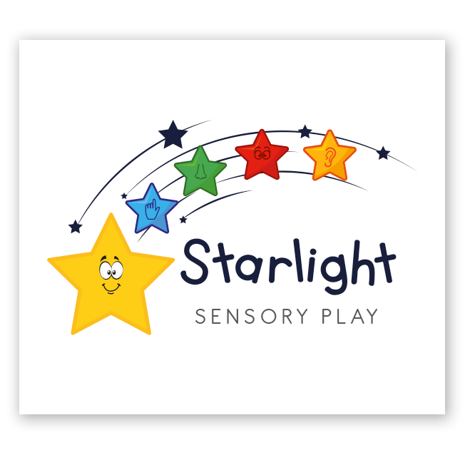 Starlight Sensory Play Logo Design