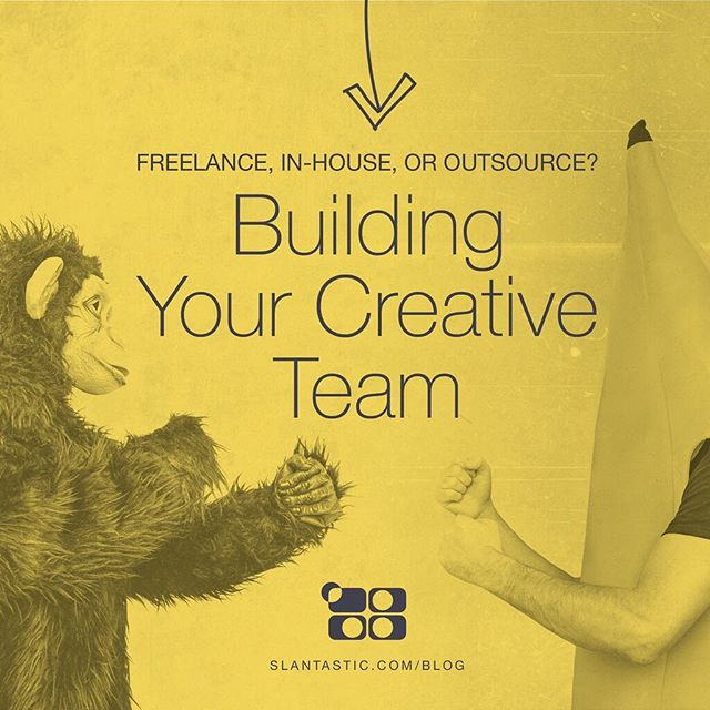 Check out our newest blog post about the different types of creative partners you can choose to work with via the link in our bio. Spoiler alert: agencies aren't for everyone. Neither are freelancers. And neither are in-house teams. (but McDonald's French Fries totally are) #agencylife #marketing #webdesign #advertising #yeahthatgreenville #charleston