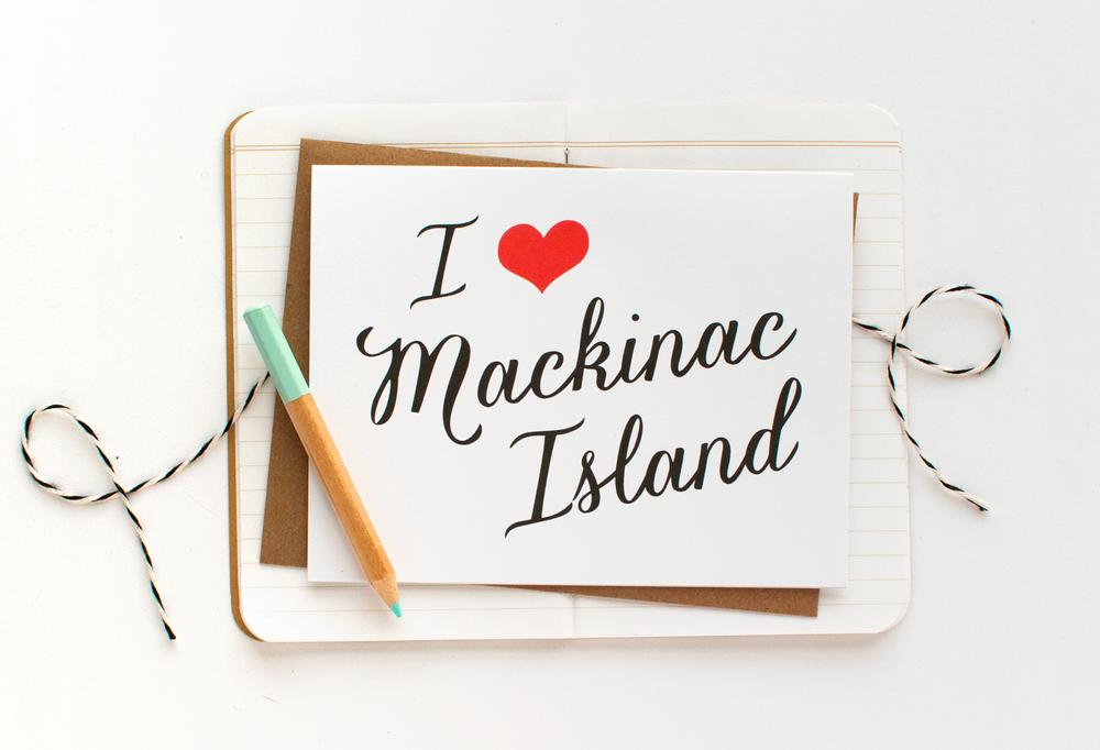 Alisa Bobzien Mackinac Island