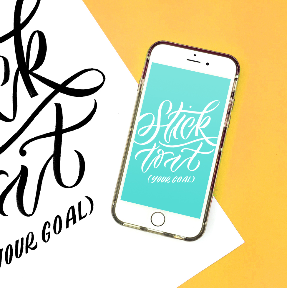 #mollyjacques #handlettering free iphone download